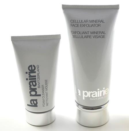La Prairie Face Exfoliator